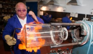 yorlab glassblowing at York